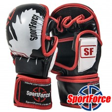 MMA перчатки SportForce SF-MG05 (шингарты)