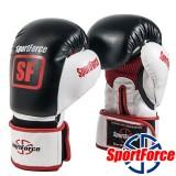 Боксерские перчатки SportForce SF-BG01
