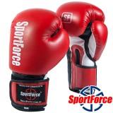 Боксерские перчатки SportForce SF-BG02