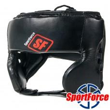 Тренировочный шлем SportForce SF-HG03 (Mexican)