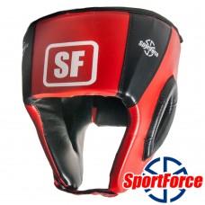 Боксерский шлем SportForce SF-HG01