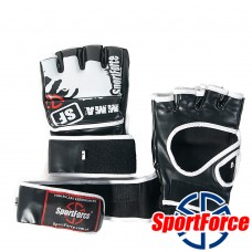 MMA перчатки SportForce SF-MG01