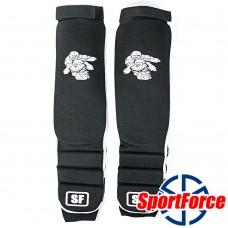 Защита голени SportForce SF-SG02