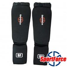 Защита голени SportForce SF-SG01