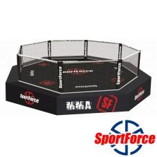 Клетки MMA SportForce с помостом
