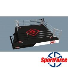 Боксерские ринги SportForce с помостом